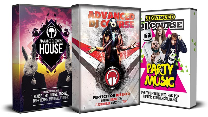Club Ready DJ Course Advanced Course Image