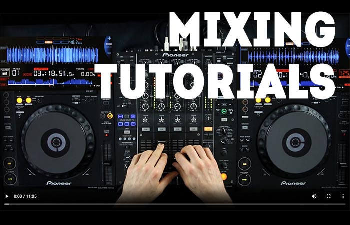 Mixing Tutorials  Image