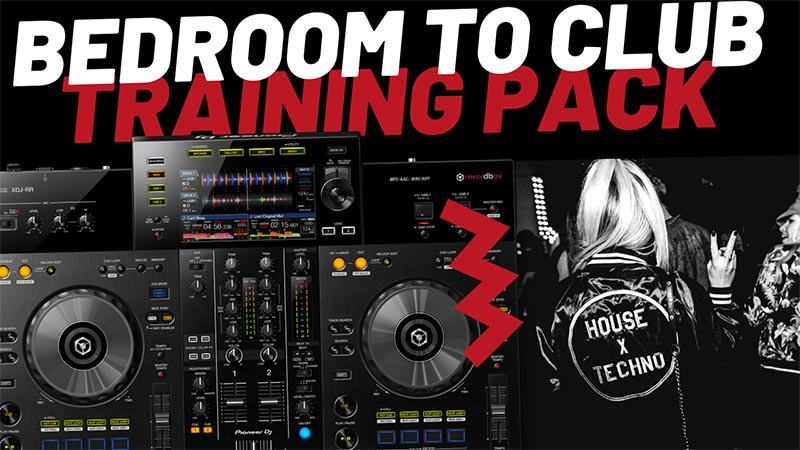 Bedroom to Club Training Pack Image