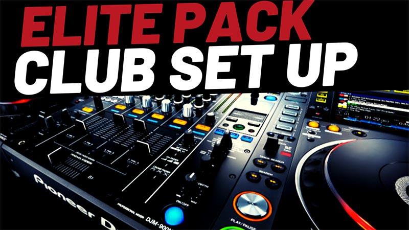 Club Set Up Training Pack Image