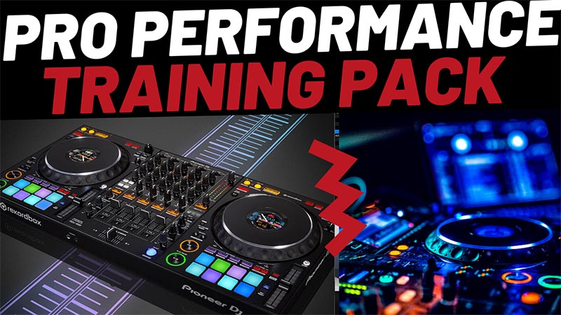 Pro Performance Pack Training Pack Image