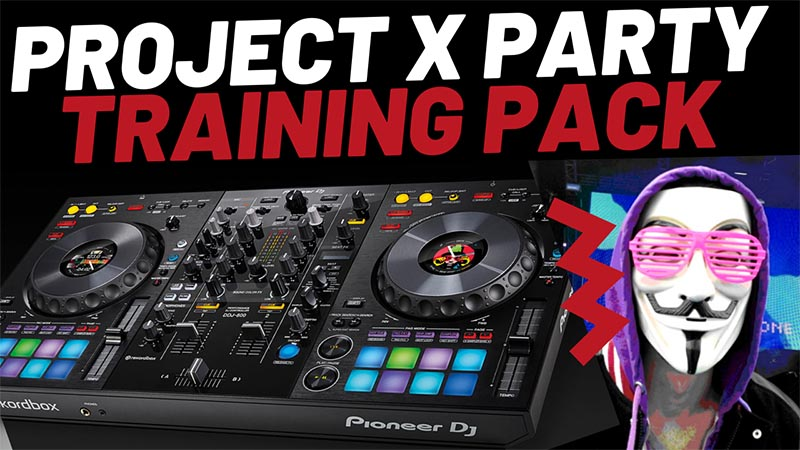 Project X Training Pack Image